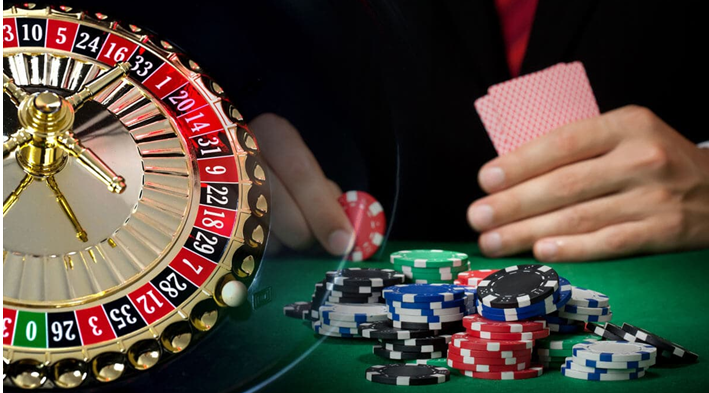 What are the advantages of the online casino