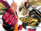 Is the one punch man webcomic canon?