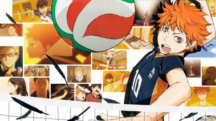 How To Produce Your Volleyball Anime Rock