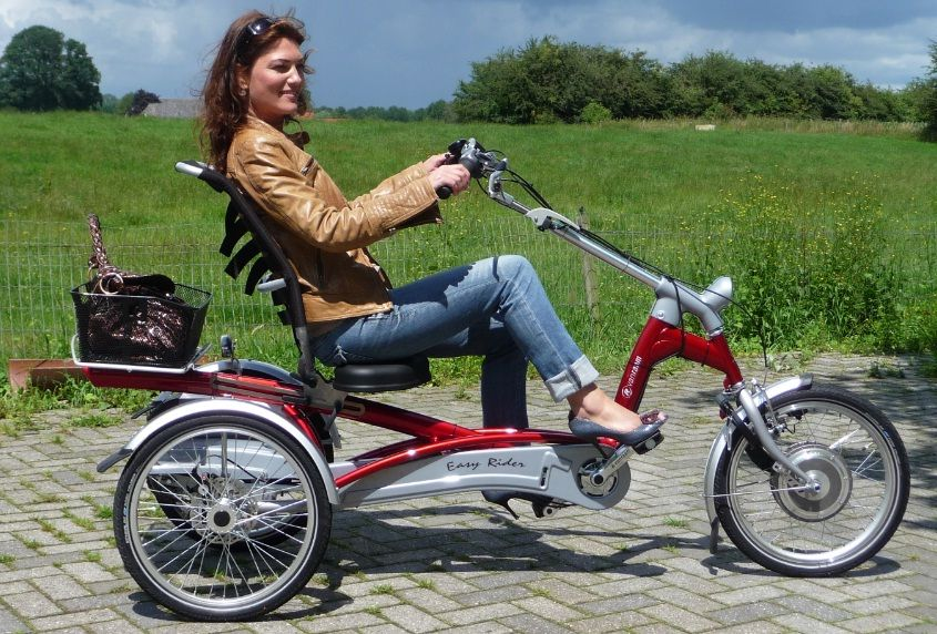 The Science Behind A Perfect Trike