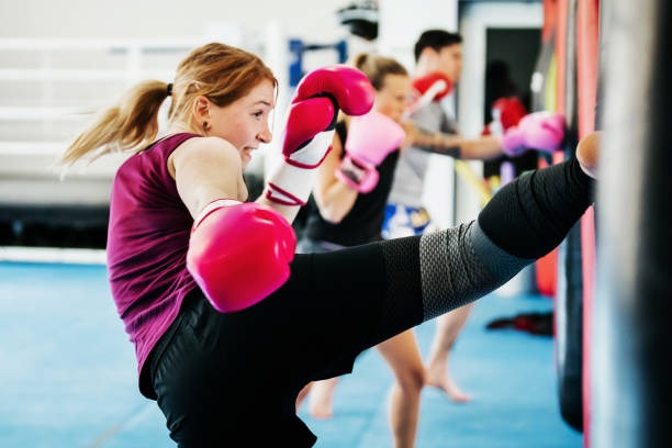 Picking The Right Kickboxing Class For You