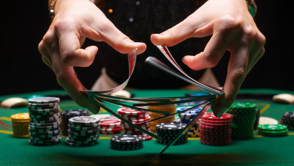 What The Pentagon Can Train You About Casino Game