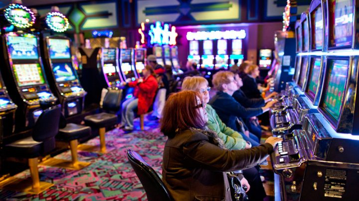 Eight Tips For Casino To Leave Your Competition In The Dust
