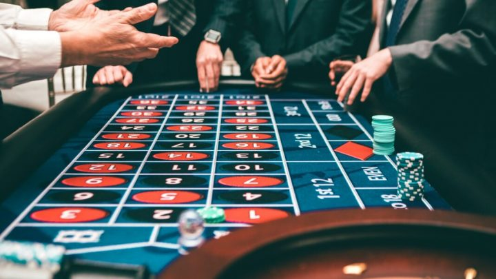 The Power Of Online Casino